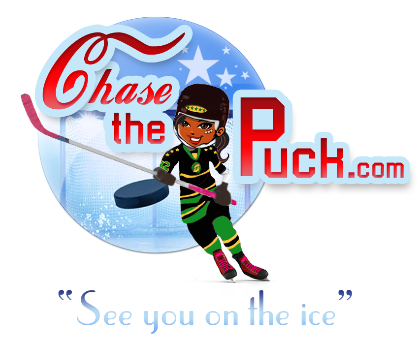 Welcome to Chase The Puck | Girl's Ice Hockey Blog